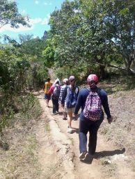 Trekking at Mt. Manalmon, Brgy. Sibul, Sitio Madlum,, San Miguel, Bulacan