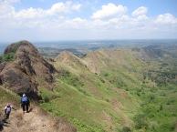 Trekking at Mt. Batulao, Nasugbu, Batangas