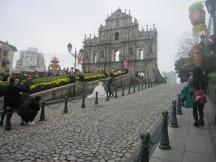 Macau-St.-Paul-Ruins