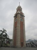Victoria-Harbour-Clock-Tower-day