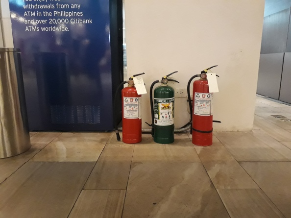 Mall-fire-extinguishers