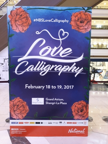 love-calligraphy-national-bookstore-10